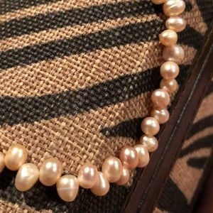 Jewelry - Pink Baroque South Sea Pearl Necklace